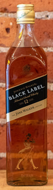Black Label 12yr Blended Scotch 750ml
