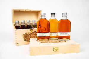 Aged Whiskey Gift Set 3x200ml
