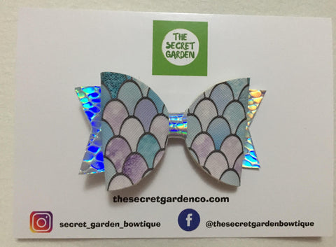 Mini Mermaid bow