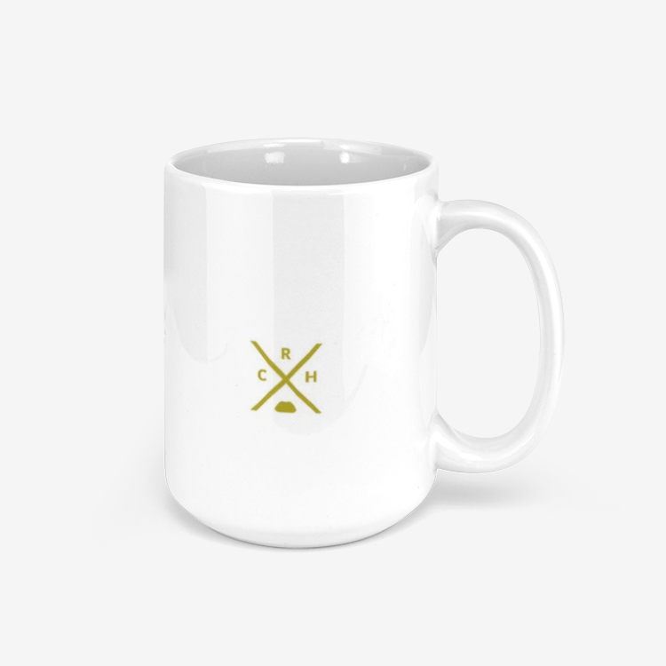 Mug Coffe & Tea RCH ✖