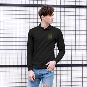 Men Classic Polo Long Sleeve ! Free Shipping !