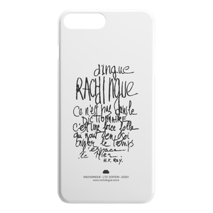 "iPhone Case ""White"" Slim or Tough Cases Model 6 to 11s Free Shipping !"