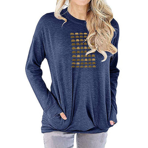 Women's Long Sleeve w/ Pocket ! Available from February 20th !