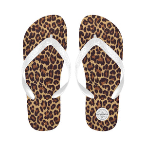 Rachdingue Flip-flop Panther Black & White