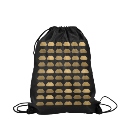 Bolso de lazo Lips Black or White Free Shipping !