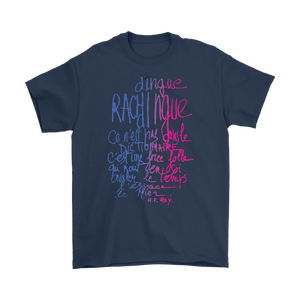 Mens T-shirt Rachdingue