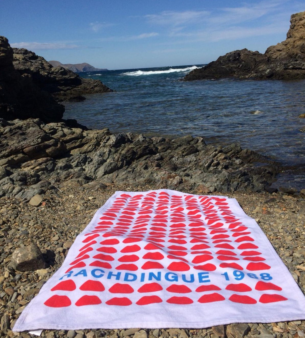 Beach Towel Rachdingue 180x90cm ! Free Shipping !