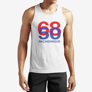 Men's Performance Cotton Tank Top Shirt Free Shipping !
