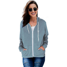 Cargar imagen en el visor de la galería, Women's Zip Hoodie Classic ! Available from February 20th !