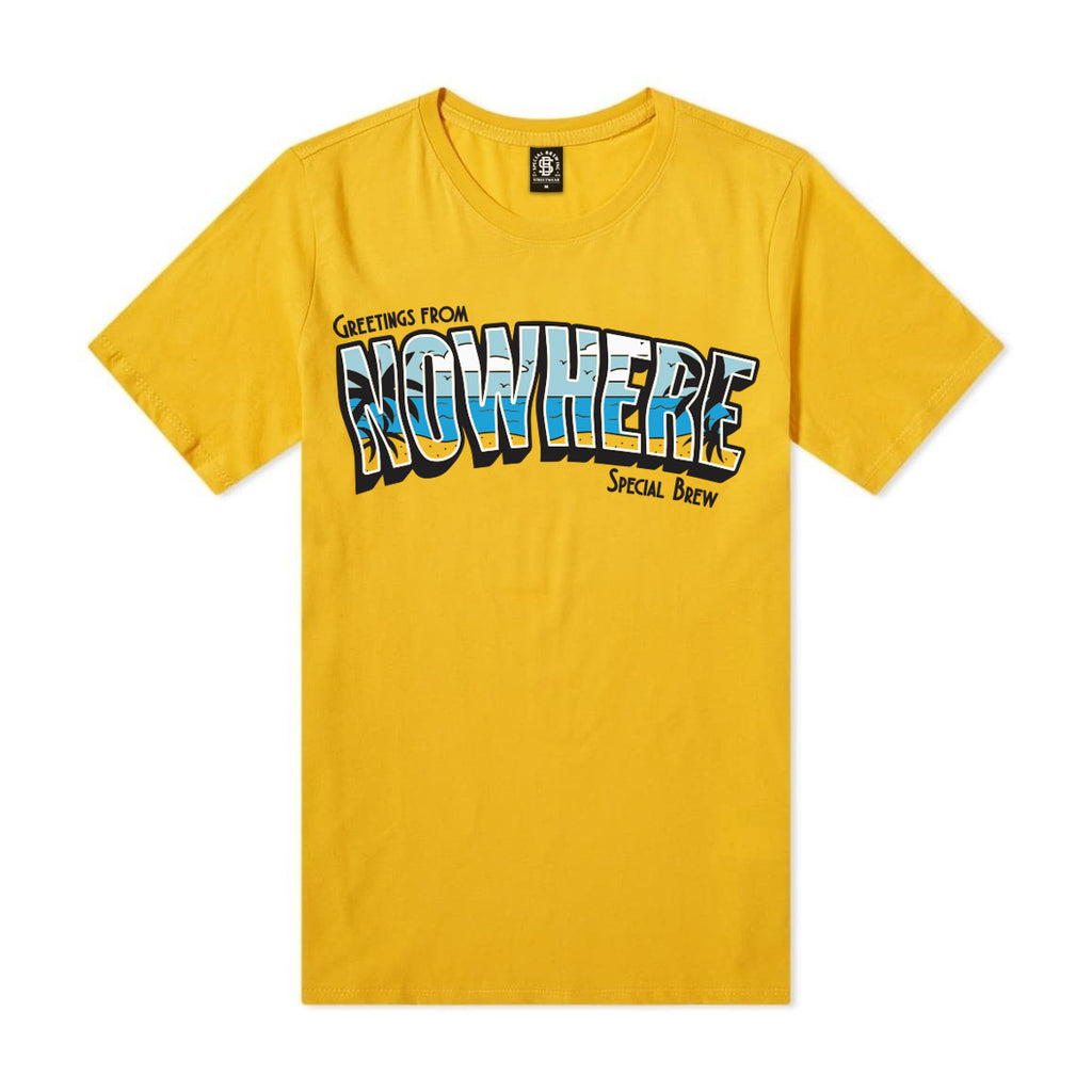 Greetings from Nowhere Tee