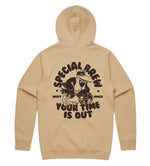 Your Time is Out Hoodie