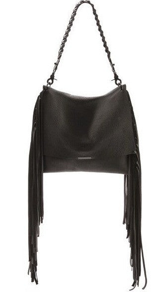 David Galan Fringe Clutch Extra Large