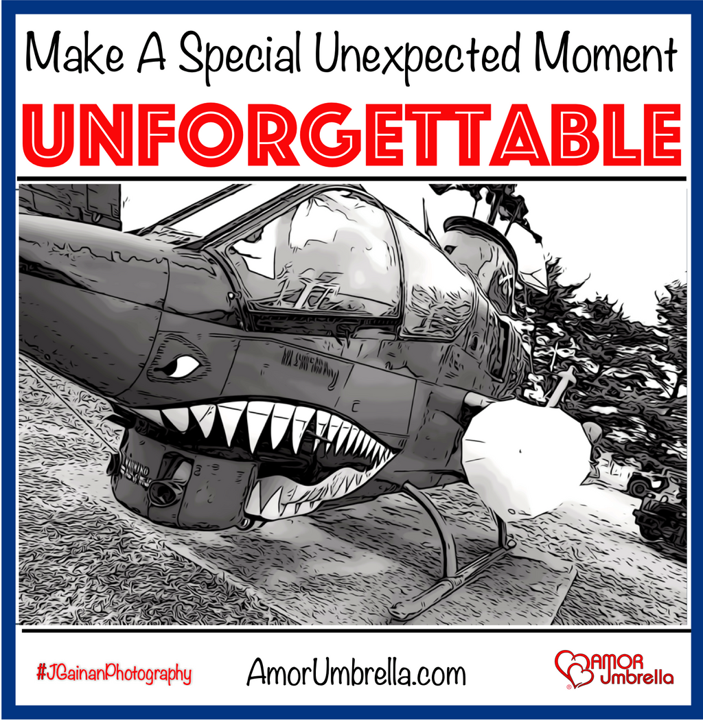 Vinyl Decal Make a Special Unexpected Moment Unforgettable