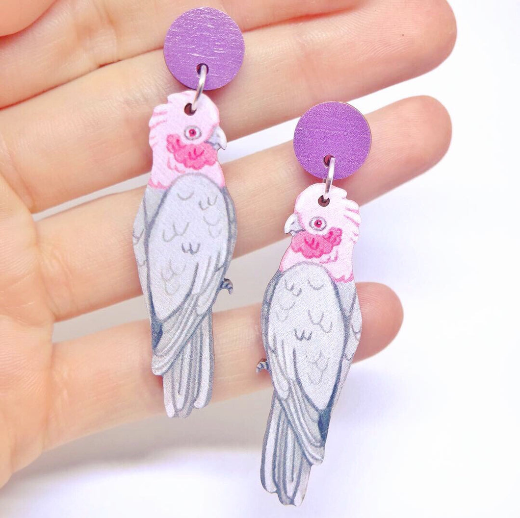 GALAH EARRINGS