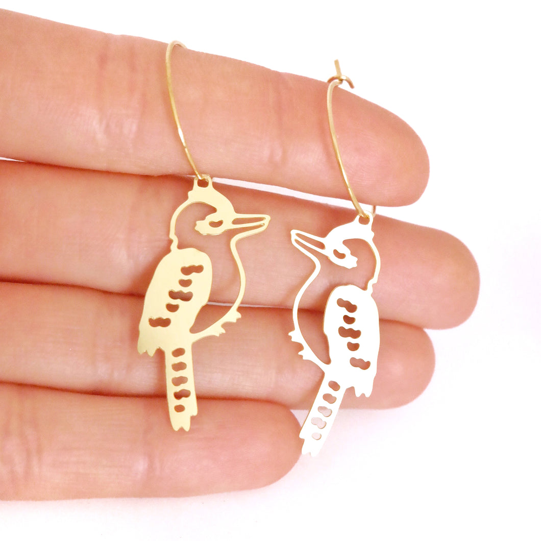 KOOKABURRA HOOP EARRINGS
