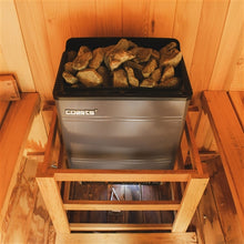 Coasts AM90MID4 Sauna Heater 9KW 240V with CON 4 Outer Digital Controller for Spa Sauna Room