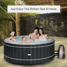 Portable Outdoor Inflatable Spa -4 people