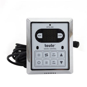 Toule Sauna Heater ETL Certified 6KW/240V with Digital Control Panel NTS-300