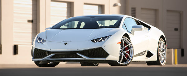 MotorTrend Tested! VF-800 Huracan Performs for the Press at California Speedway