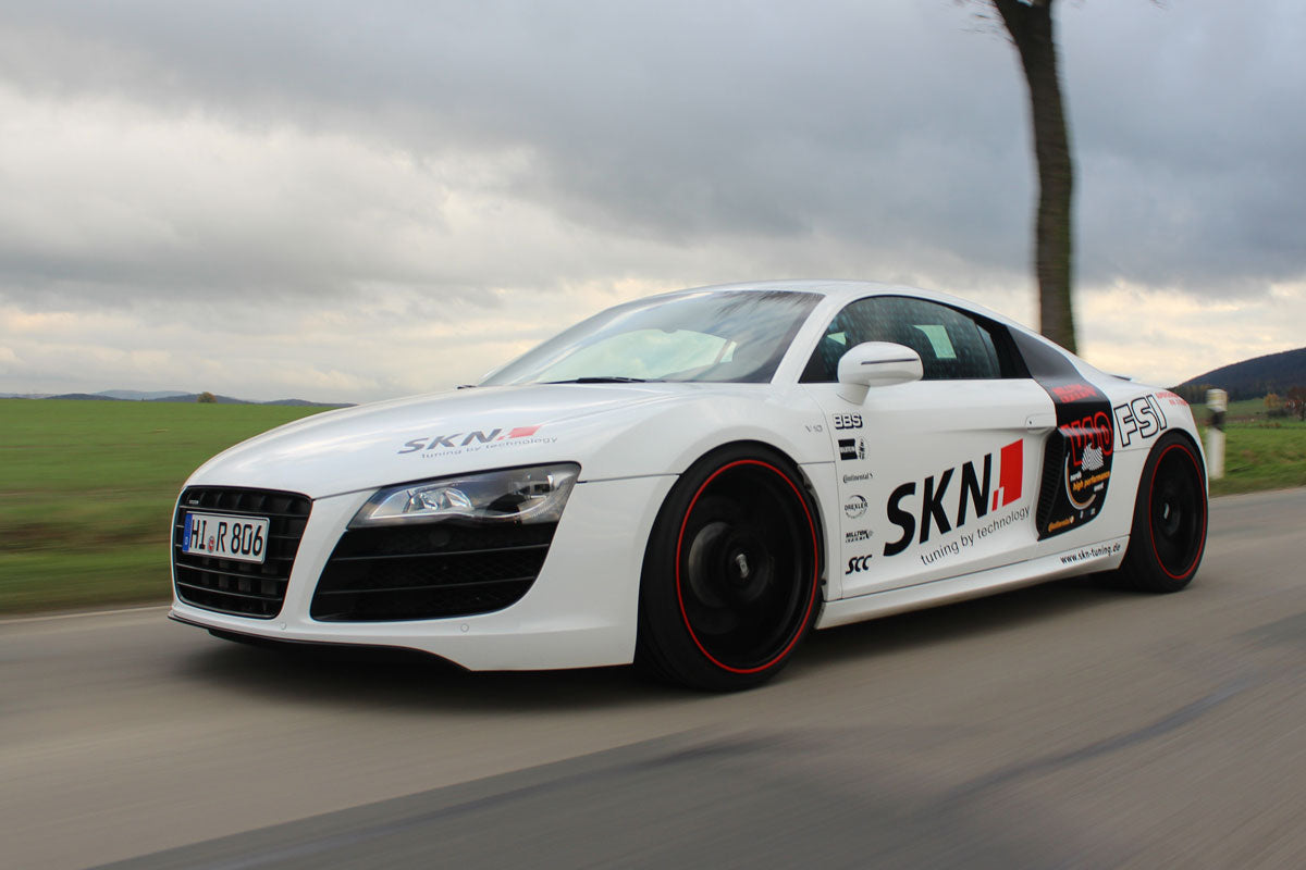 Video: Audi R8 V10 Xtreme by SKN Tuning
