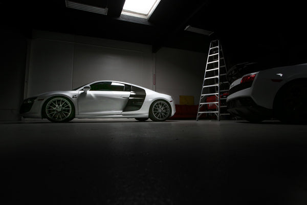 Project Audi R8 V10