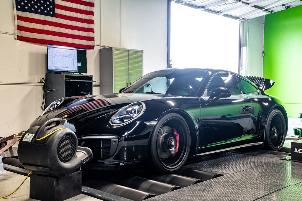 Porsche 911 Carrera GTS (991.2) ECU Tuning Software