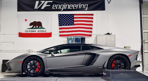 Lamborghini Aventador ECU Software