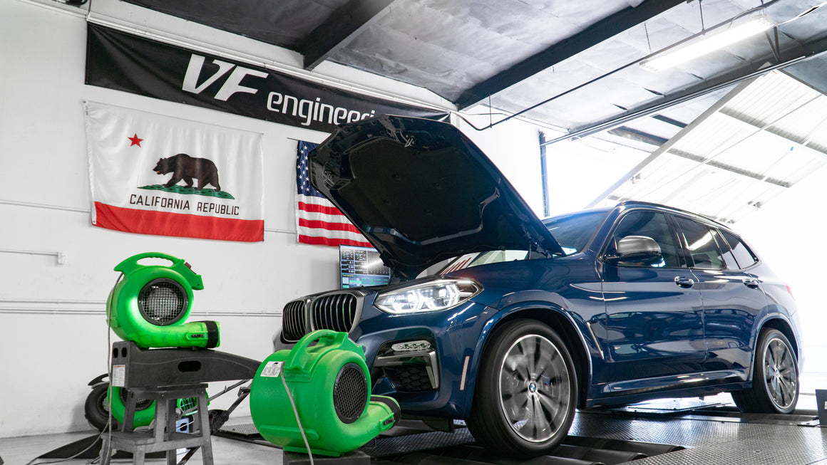 BMW (G01) X3 m40i ECU TUNING SOFTWARE