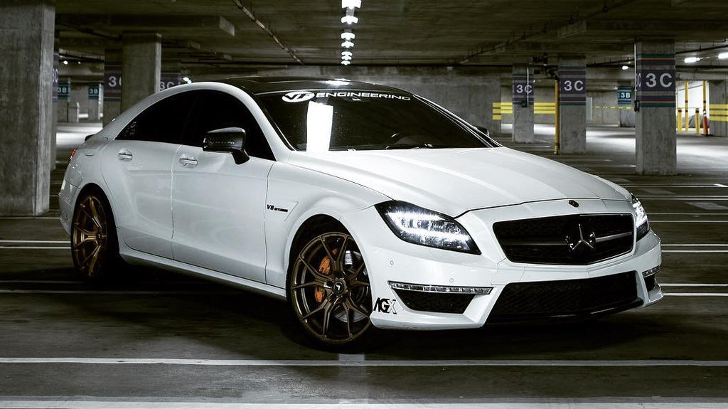 Mercedes AMG CLS 63/ CLS 63 S (W218) ECU Tuning Software