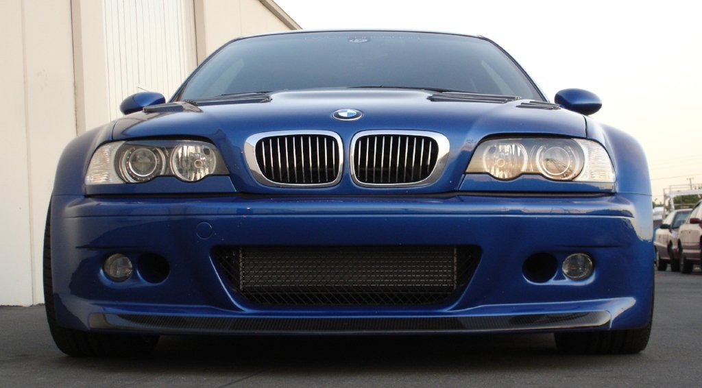 BMW (E46) M3 ECU Tuning Software (2001 - 2006)