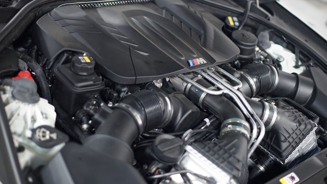 BMW (F1X) M5/M6 ECU Software