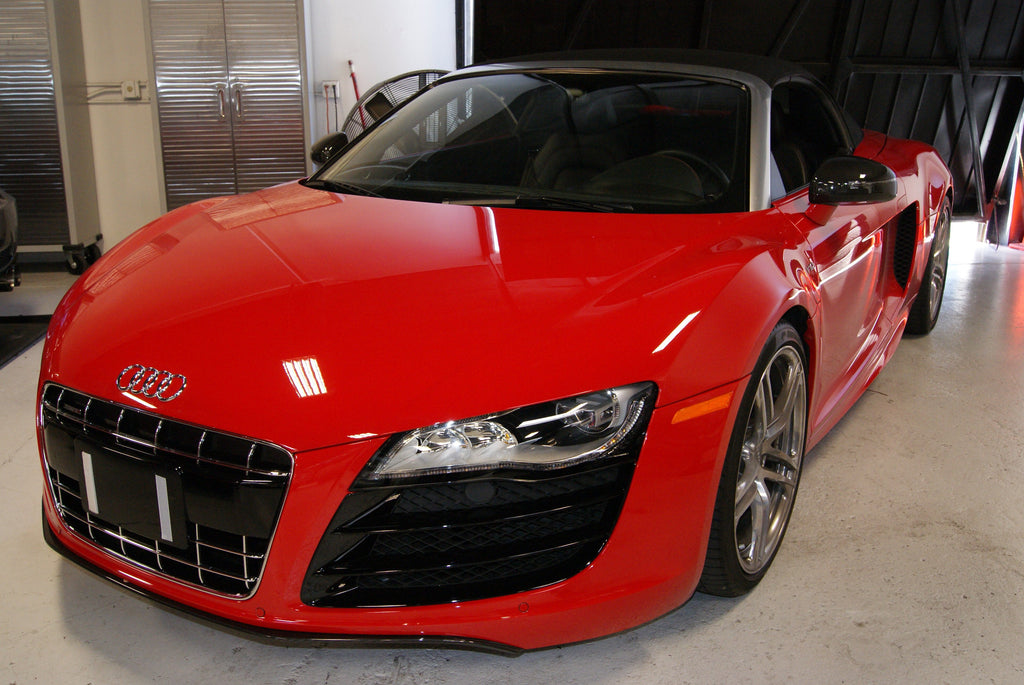 Audi R8 V8 ('07 - '15) ECU Tuning Software (TCU Software Optional)