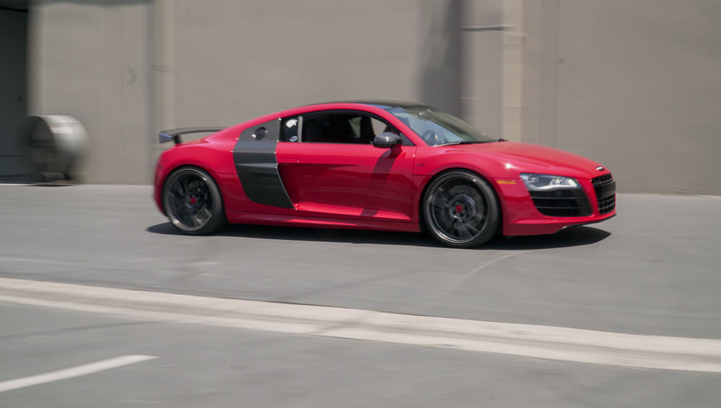 Audi R8 (Gen1) V10 (2009-2015) ECU Tuning Software (TCU Software Optional)