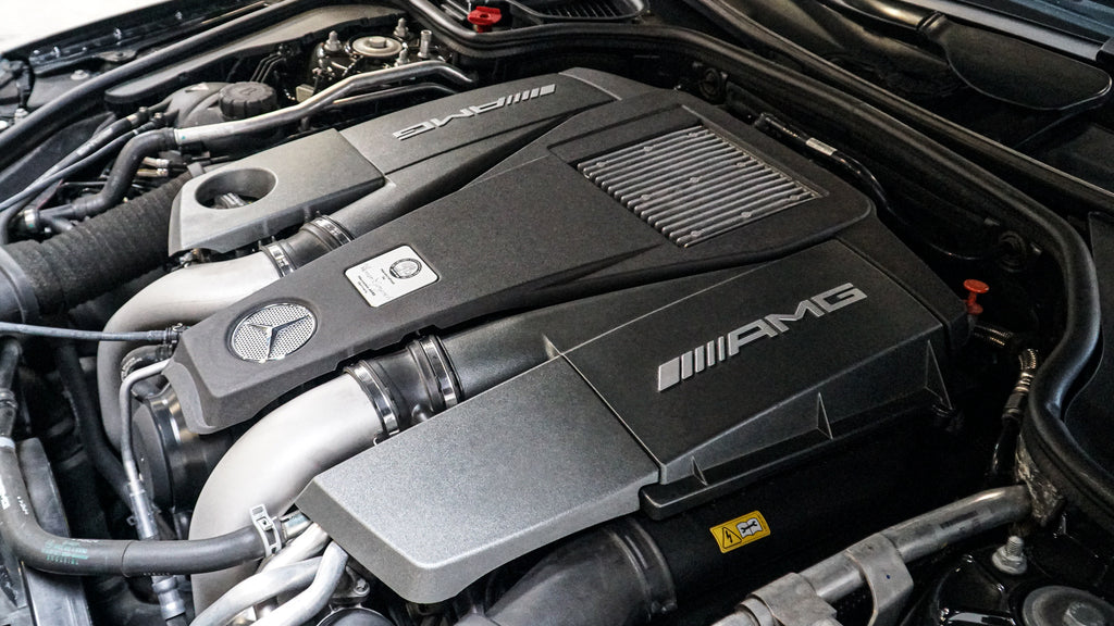 MERCEDES SL 63 AMG (R231) ECU TUNING SOFTWARE