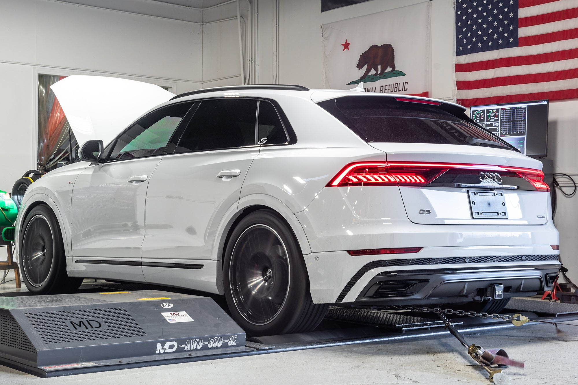 Audi Q8 (2018+) ECU Tuning Software