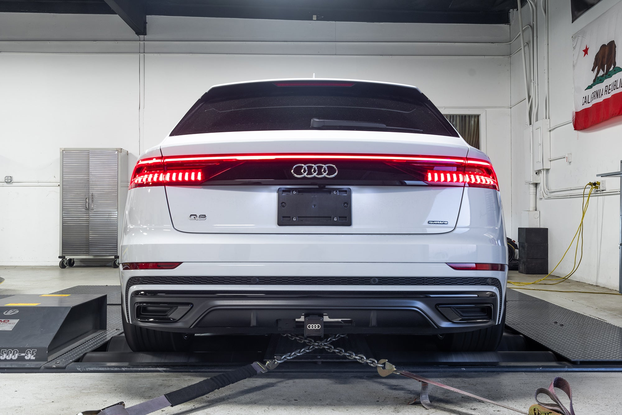 Audi Q8 ECU Tuning Software