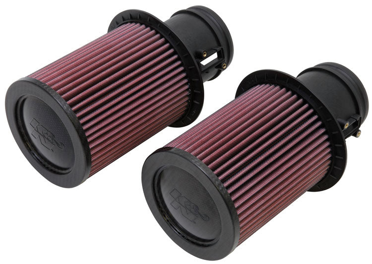 K&N Air filters for Lamborghini Gallardo LP-Series