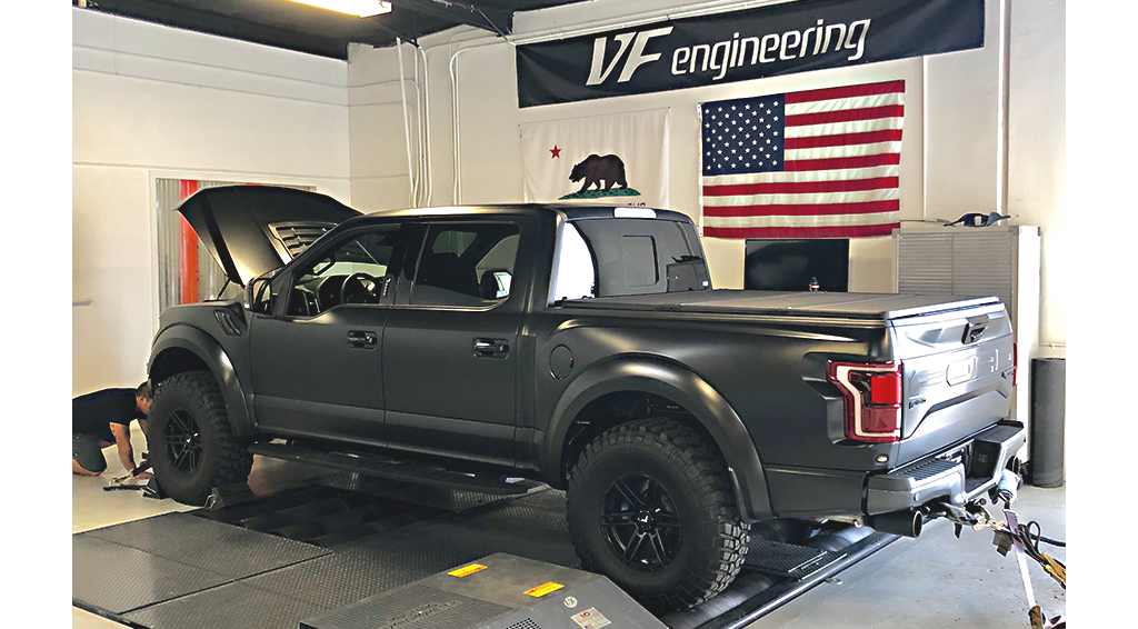 Ford F-150 Raptor (2017+) ECU Software