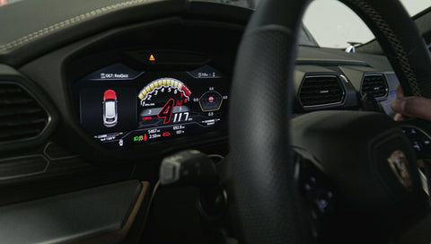 LAMBORGHINI URUS ECU TUNING SOFTWARE (2018+)