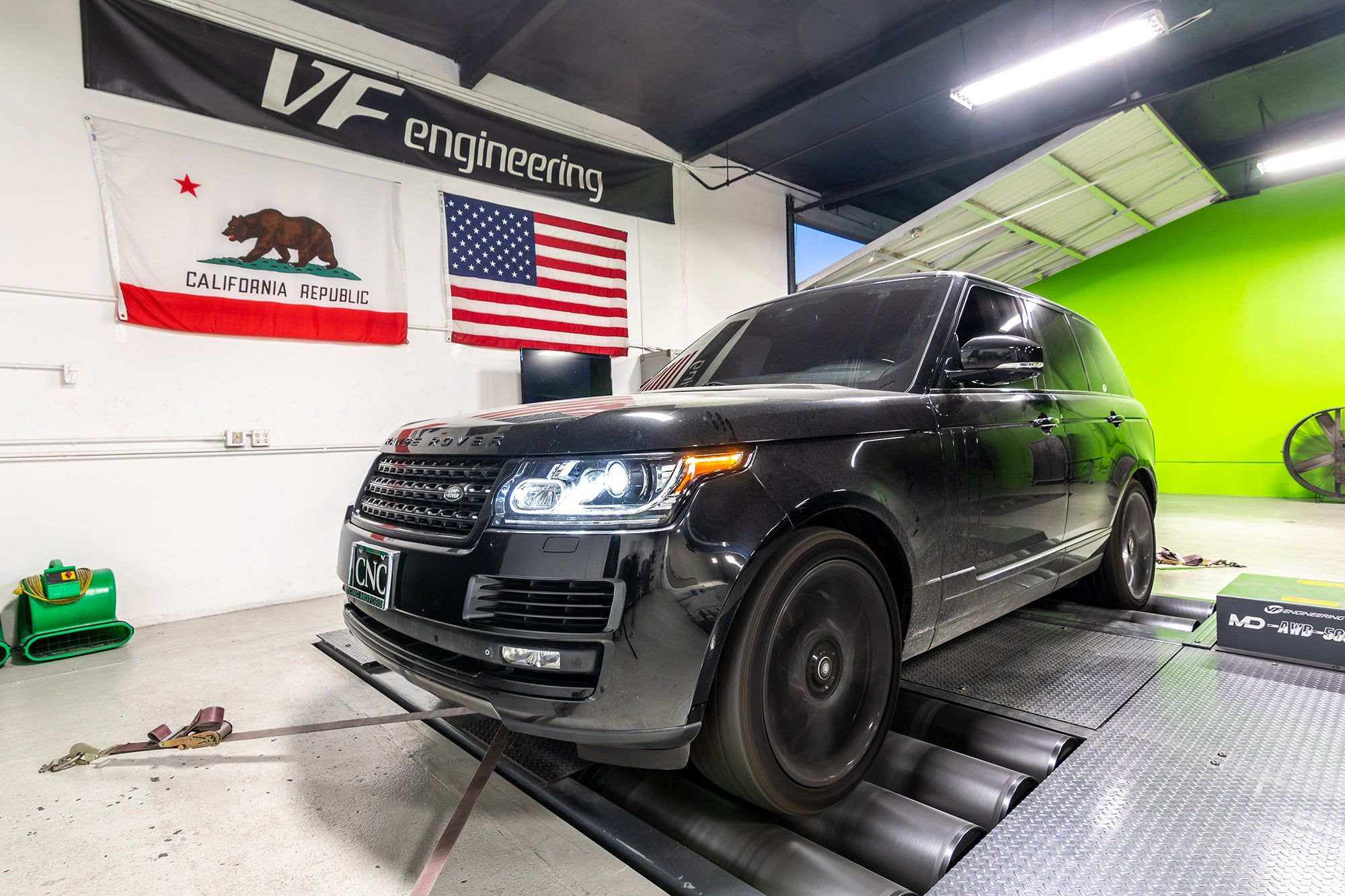 Land Rover Range Rover 5.0L Supercharged