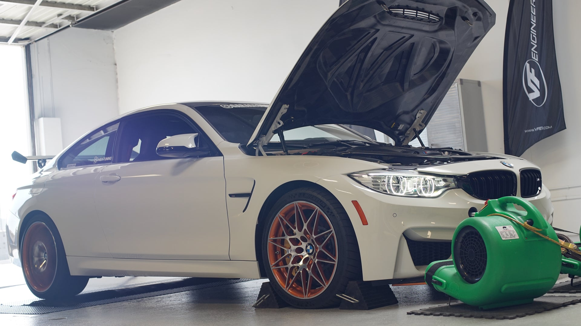 BMW (F82) M4 GTS ECU Software