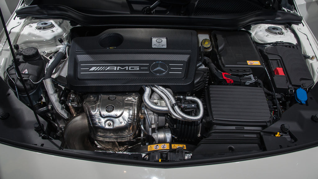 MERCEDES CLA 45 AMG ECU Tuning SOFTWARE