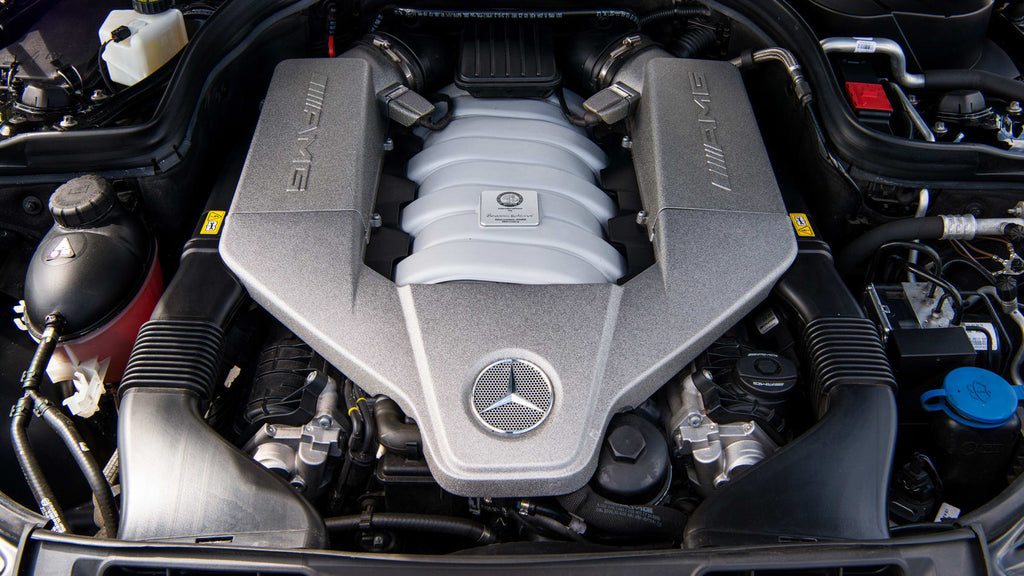 Mercedes C63 AMG and Black Series W204 ECU Tuning Software