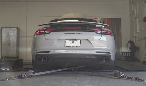 Porsche Panamera (971) ECU Tuning Software