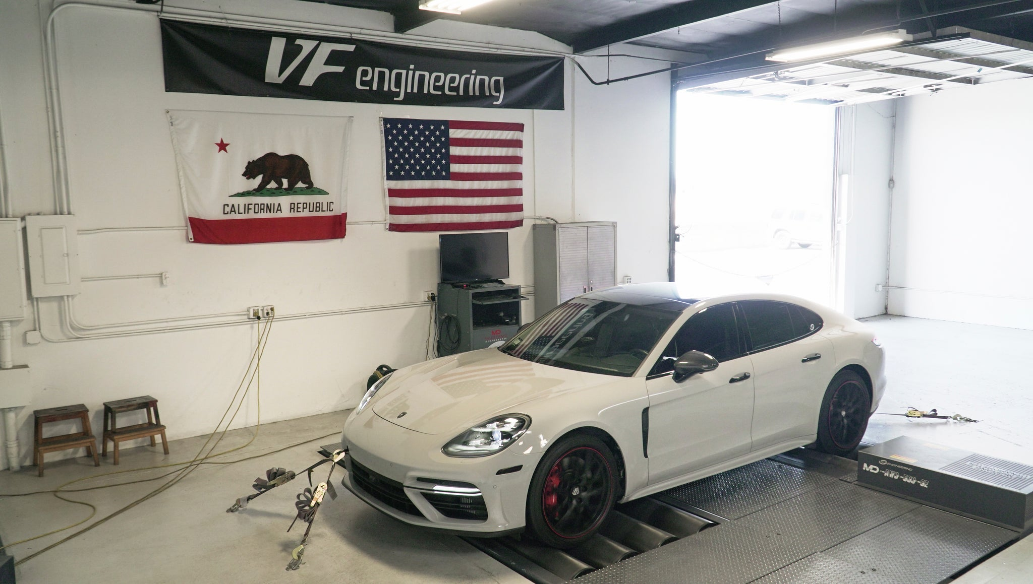Porsche Panamera Turbo (971) ECU Tuning Software