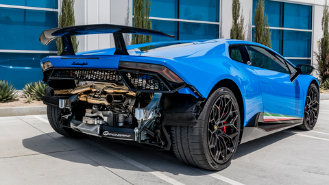 VF Race Exhaust - Lamborghini Huracan Performante
