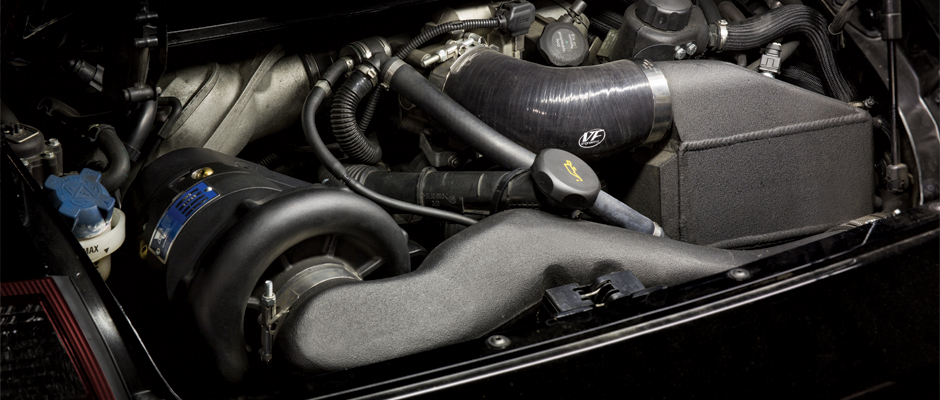 Porsche 911 Carerra 996 Supercharger ('99-'04)