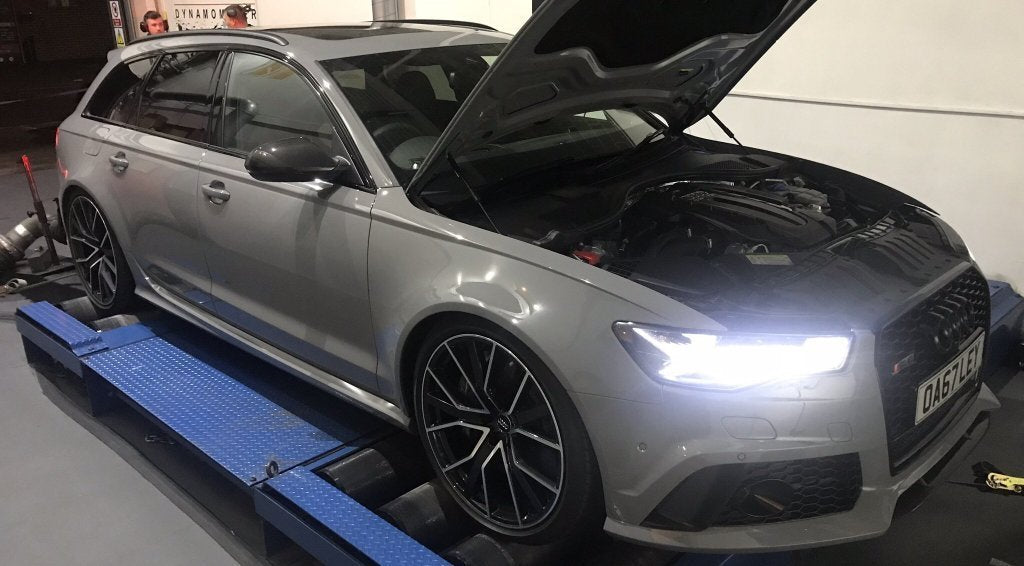 Audi (C7/7.5) RS6 ECU Software ('12 - '19)