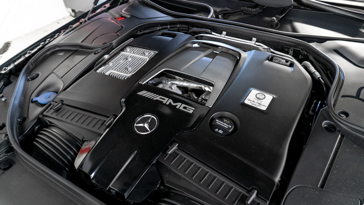ECU Tuning for mercedes AMG M177