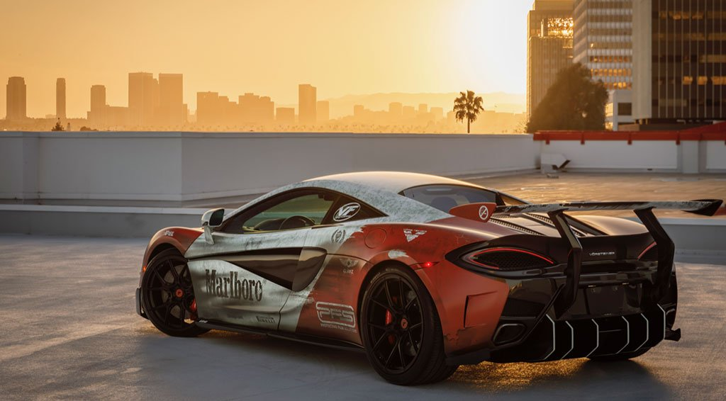 McLaren 570S ECU Tuning Software